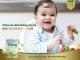 Chăm sóc dinh dưỡng cho trẻ trong giai đoạn mọc răng